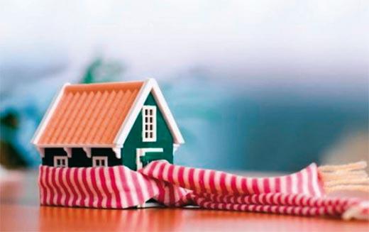 Утепленный дом – тепло и комфортно в нем!