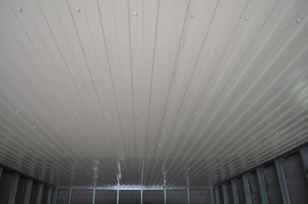 Чем утеплить потолок в гараже