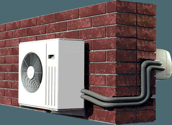 Утеплитель Энергофлекс в деле (наружная система вентиляции)