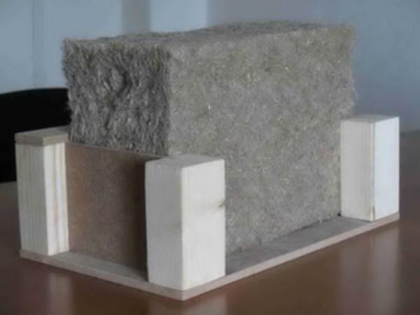 Утеплитель из природных материалов