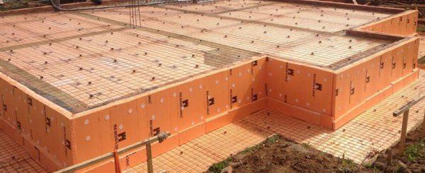 Утеплитель в масштабном строительстве.