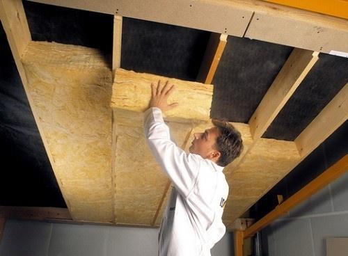 Утеплив потолок в своем доме, вы сделаете проживание комфортным