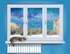 В доме тепло и уют, когда за окном холод и ветер!