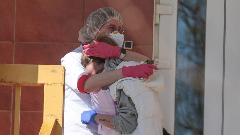 В Харькове коронавирусом заразились 20 медиков инфекционной больницы