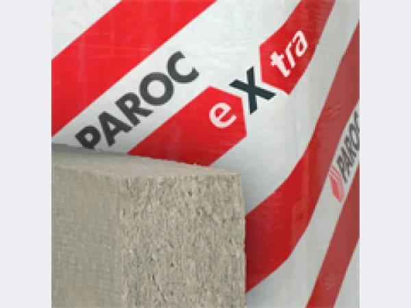 В любом строительном супермаркете вам бросятся в глаза эти красно-белые цвета в полоску и логотип – утеплитель Paroс extra всегда на почётном месте