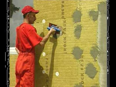 В утеплении нуждаются преимущественно наружные стены