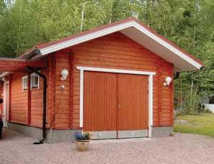 В зимнюю стужу теплоизоляция ворот гаража - необходимость
