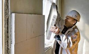 Внутренняя теплоизоляция каменного дома пенопластом - инструкция к применению