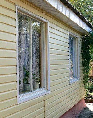 Все ограждающие конструкции дома должны выглядеть эстетично.