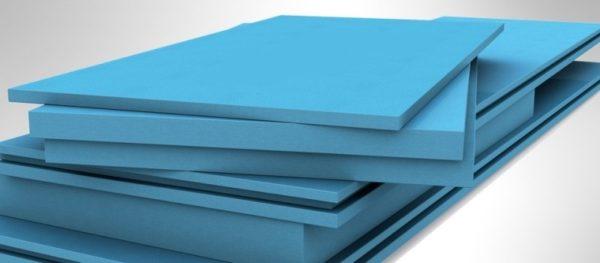 Выпускается экструдированный пенополистирол разной толщины.