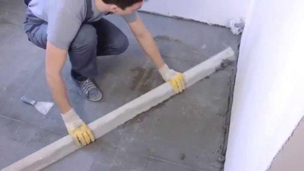 Выравнивание поверхности