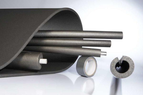 Высокое содержание каучука в материале ThermaSmart PRO (на фото) обеспечивает повышение его эластичности