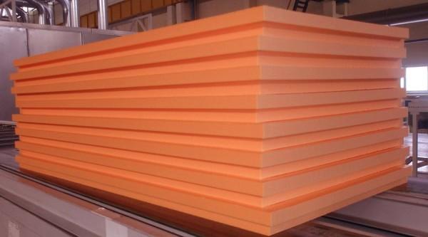 XPS Carbon содержит мельчайшие частицы графита, что увеличивает его теплоизоляционные качества