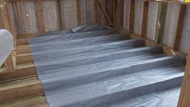 Чем утеплить потолок дома