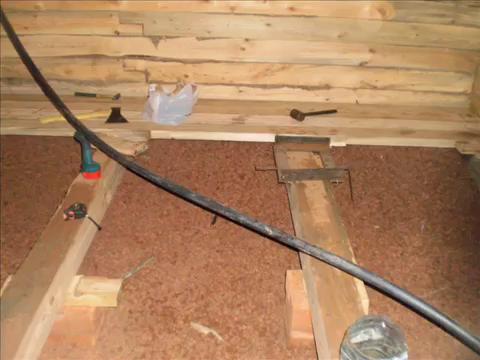 Утепление бани изнутри: от выбора материалов до чистовой отделки