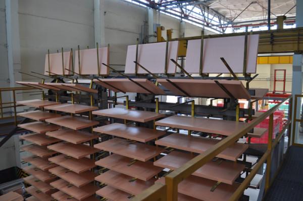 Завод по производству пенополистирола Технониколь