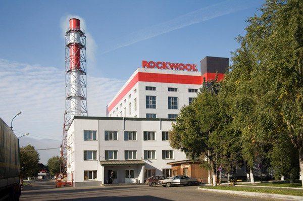 Завод Роквул имеется в городе Железнодорожный Московской области